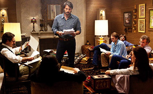 Dirigida y protagonizada por Ben Affleck, Argo está basada en hechos reales.