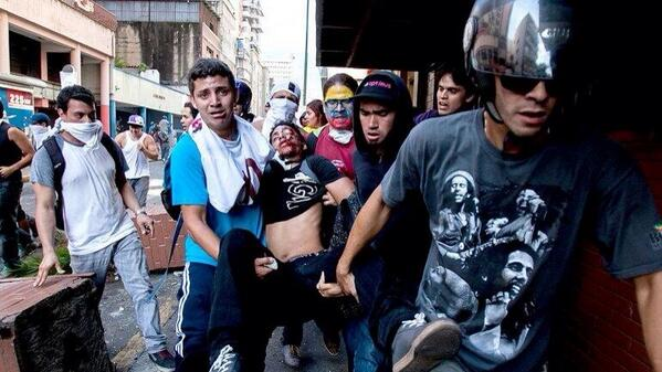 Pray for Venezuela 4