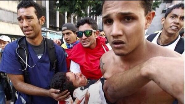 Pray for Venezuela 7