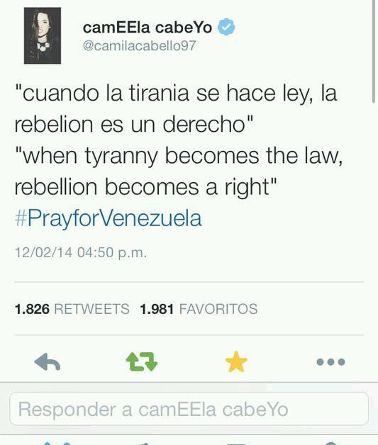 Pray for Venezuela 8