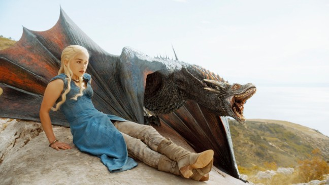 El verdadero giro de la historia hubiese sido que Drogon hubiese matado a Daenerys...