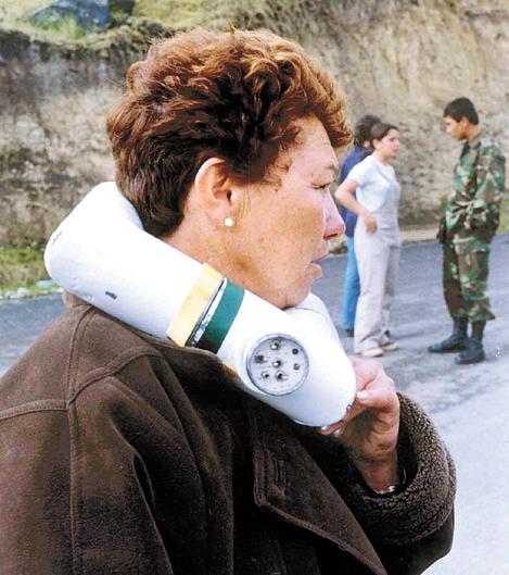 collar bomba