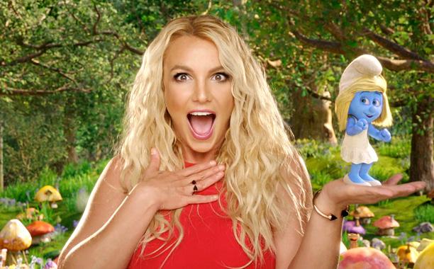 Ooh La La (From The Smurfs 2) -  Britney Spears (Screengrab)