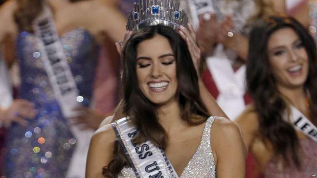Paulina Vega, Miss Universo 2014.