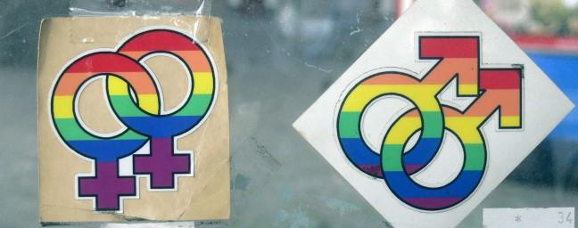 Westerkerk_-_Gay_symbols_2