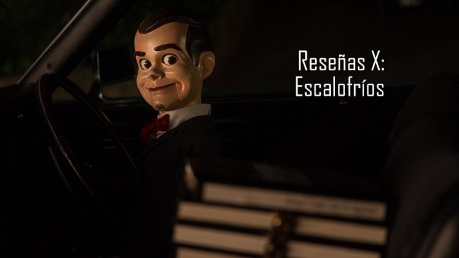 "Slappy in Columbia Pictures' ""Goosebumps,"" starring Jack Black."