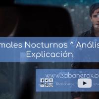 Animales Nocturnos ^ Análisis y Explicación
