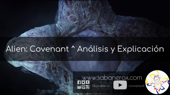 alien covenant analisis
