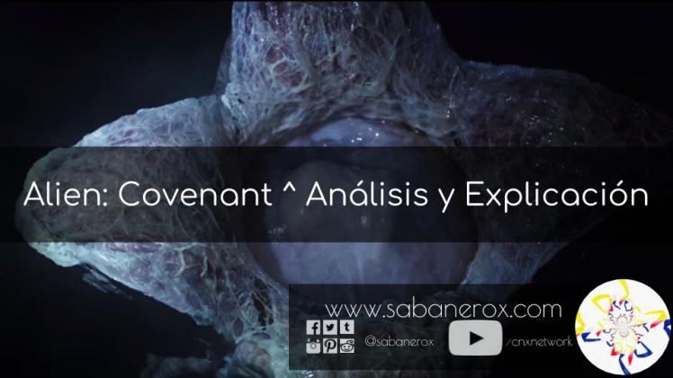 alien covenant analisis