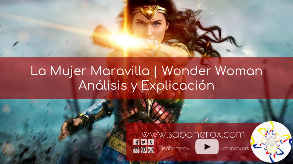 wonder woman analisis