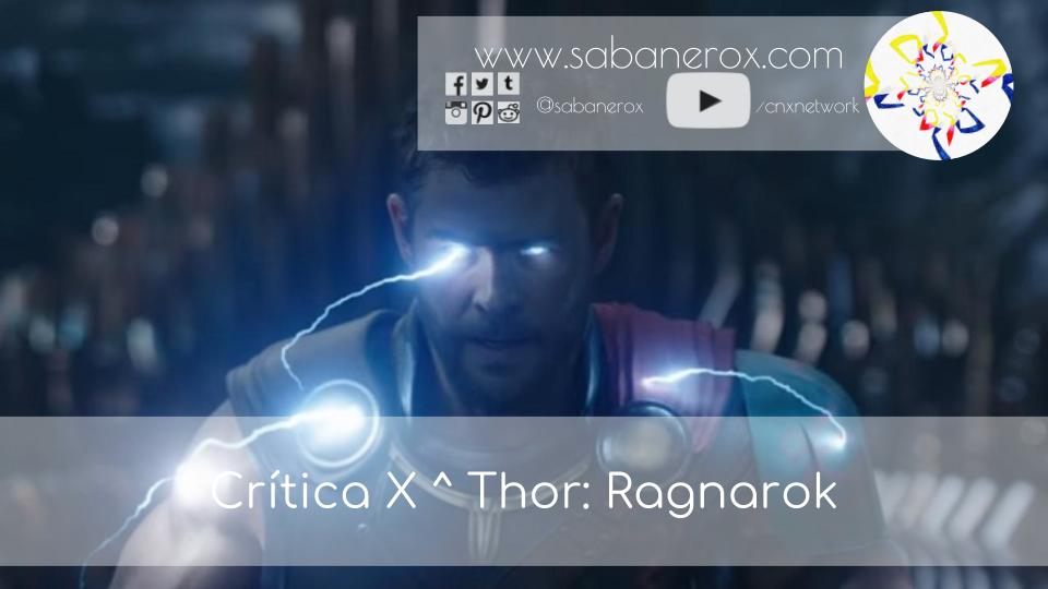 crítica thor ragnarok