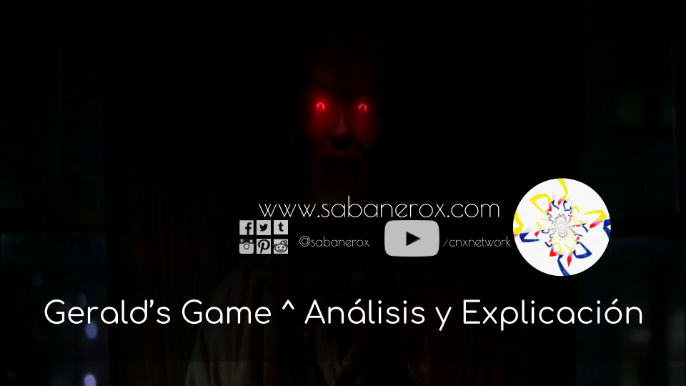 Gerald S Game Analisis Y Explicacion Sabanerox
