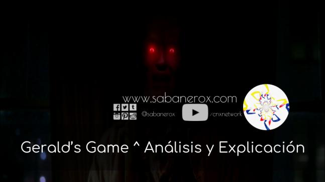 gerald's game analisis explicacion