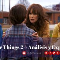 Stranger Things (1 & 2) ^ Análisis y Explicación