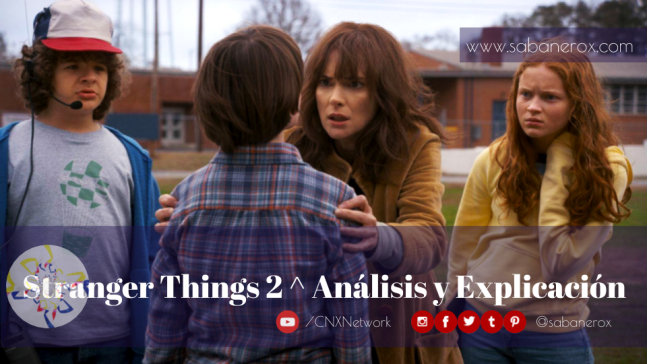 stranger things 2 analisis y explicación