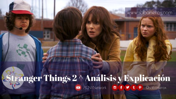 stranger things 2 analisis y explicación
