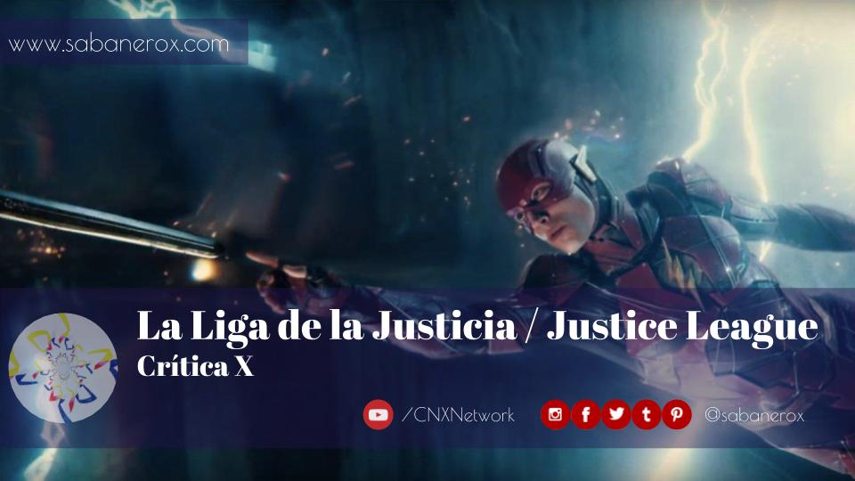 la liga de la justicia crítica
