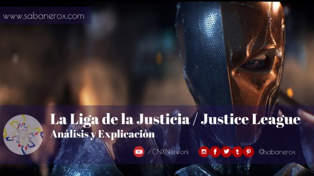 la liga de la justicia explicación