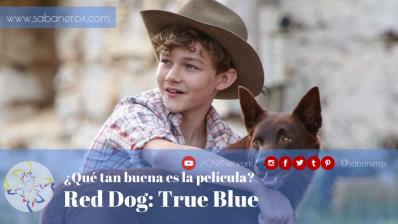 red dog true blue critica
