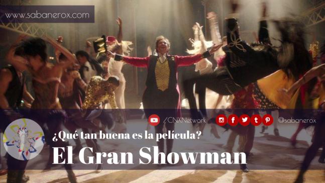 crítica el gran showman