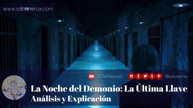la noche del demonio analisis y explicación