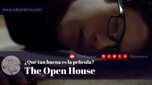 que tan buena es la película the open house
