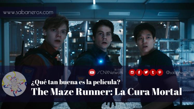 the maze runner la cura mortal crítica