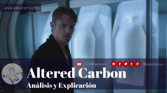 altered carbon análisis y explicacion