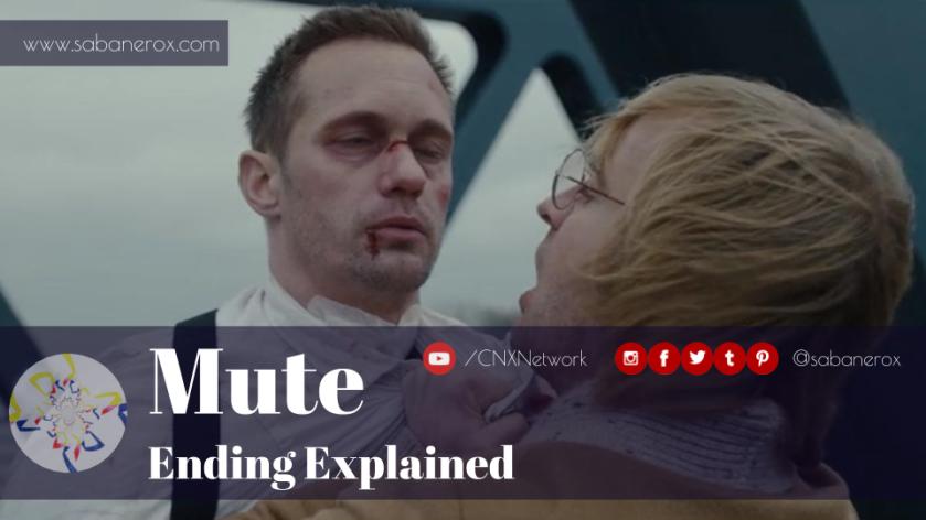 mute ending explained