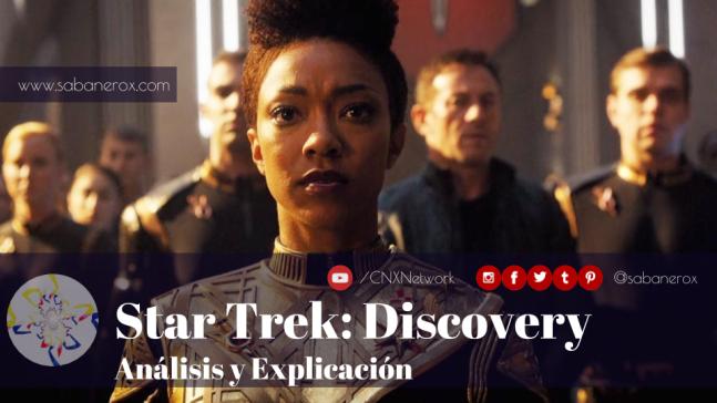 star trek discovery analisis explicacion