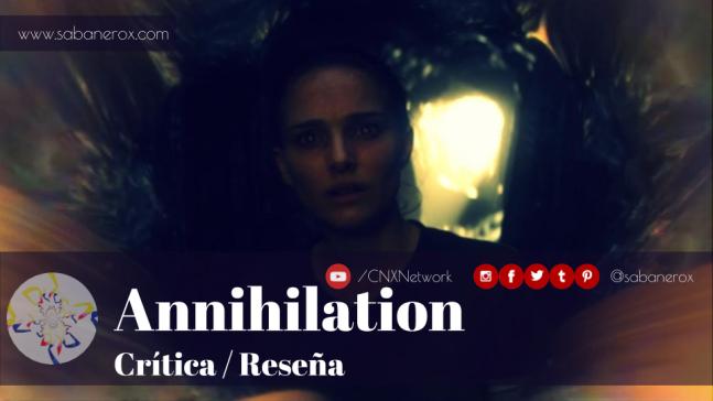 annihilation crítica reseña