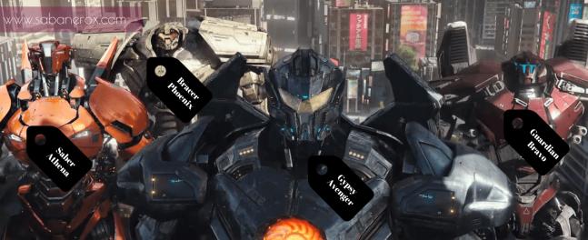 Jaegers Uprising