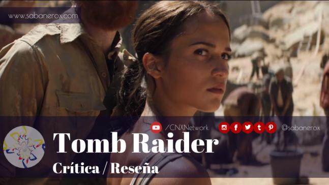 tomb raider crítica reseña