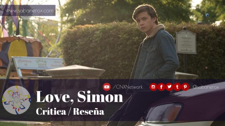 love simon critica reseña