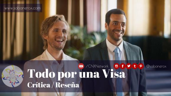 todo por una visa