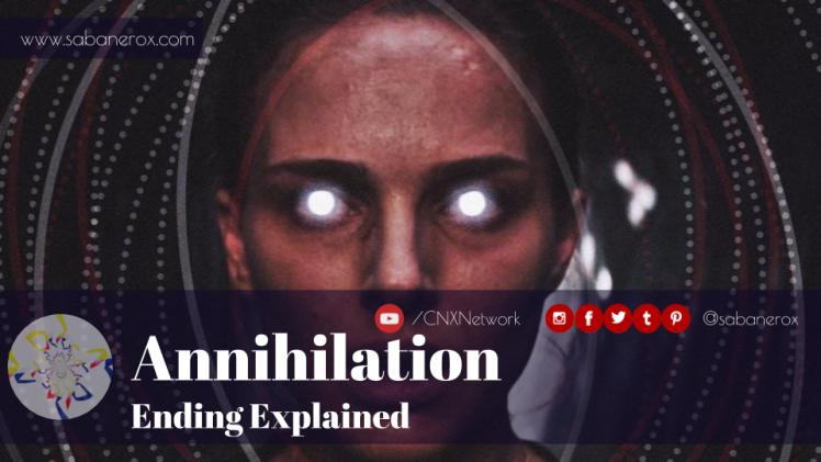annihilation ending explained