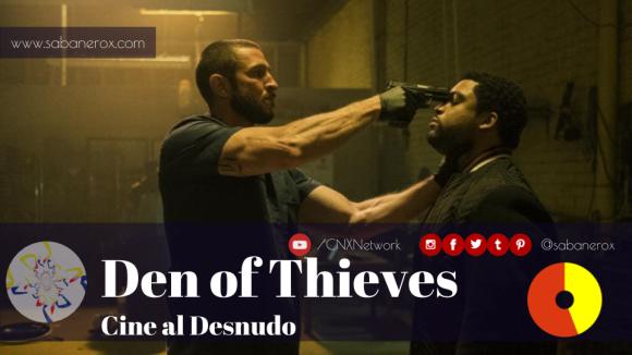 den of thieves critica resena