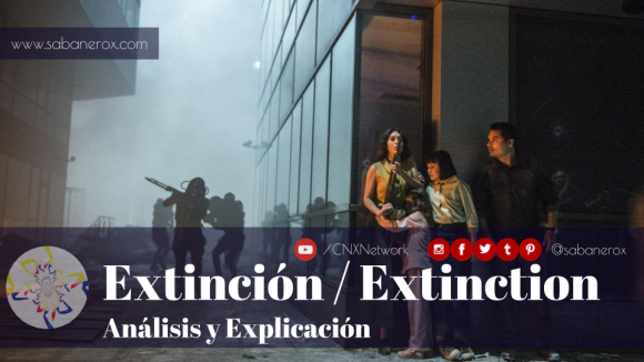 extinción extinction analisis y explicacion