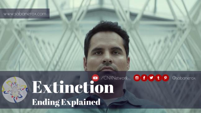 extinction ending explained