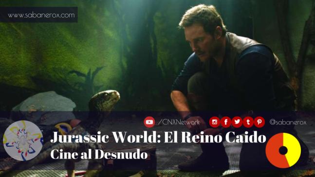 jurassic world 2 critica reseña