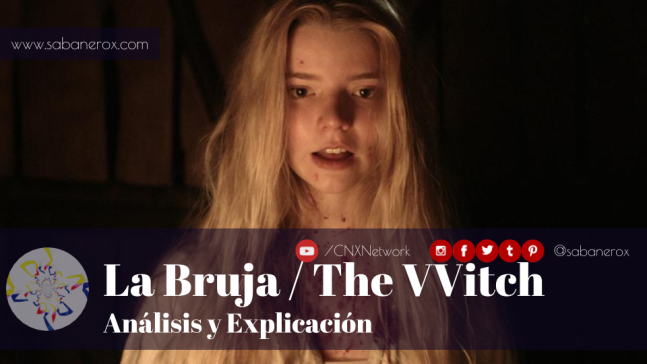 la bruja the vvitch analisis explicacion