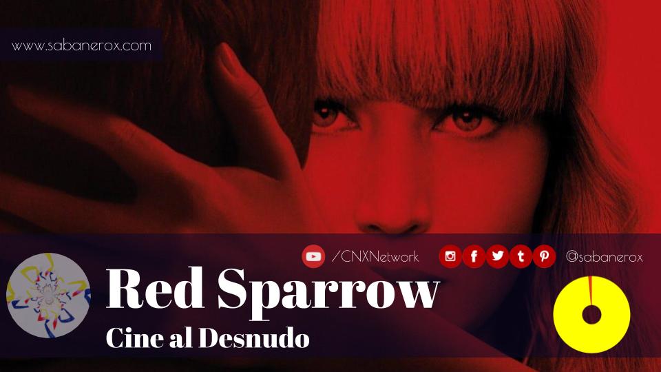 red sparrow critica reseña