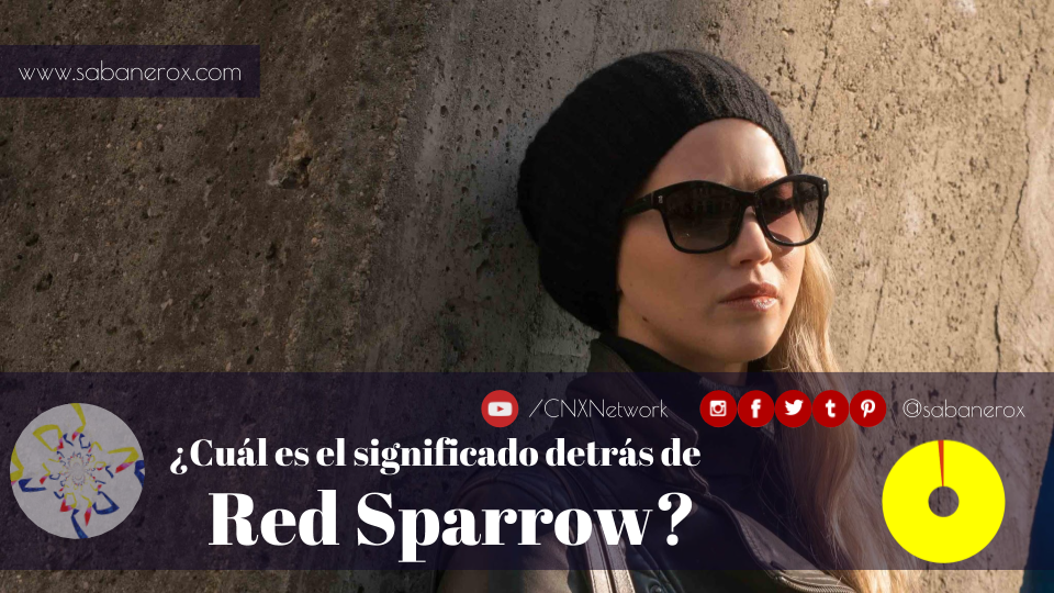 red sparrow significado