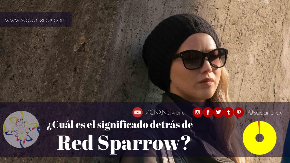 red sparrow significado