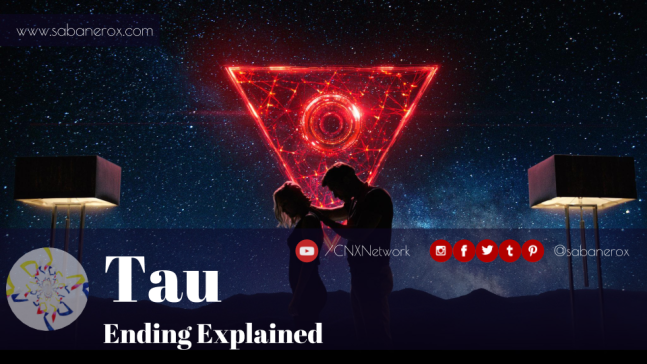 tau ending explained