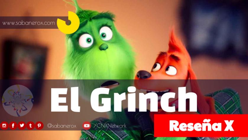 El Grinch de Universal Pictures e Illumination.